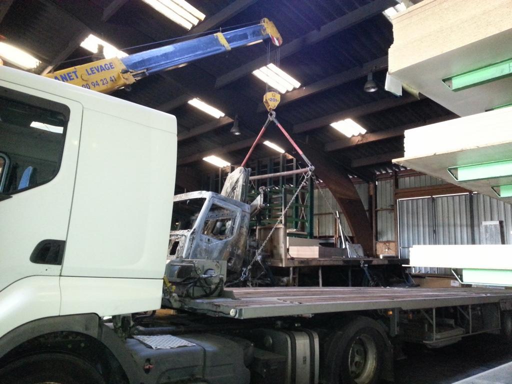 depannage camion et poids lourd drome montelimar valence